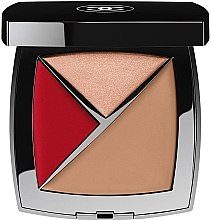 Parfumuri și produse cosmetice Set pentru conturul feței 3 în 1 - Chanel Palette Essentielle