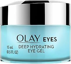 Parfumuri și produse cosmetice Gel hidratant pentru zona ochilor - Olay Eyes Deep Hydrating Gel