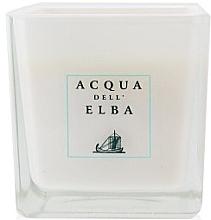 Parfumuri și produse cosmetice Lumânare parfumată în suport de sticlă - Acqua Dell Elba Giglio Delle Sabbie Scented Candle