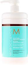 Parfumuri și produse cosmetice Mască hidratantă pentru păr - Moroccanoil Hydrating Masque