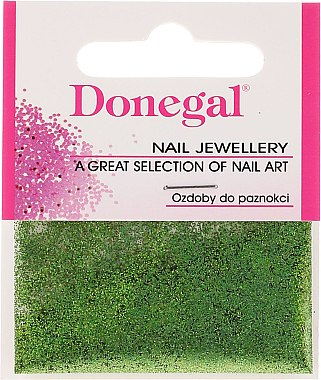 Glitter pentru unghii - Donegal