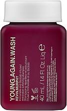 Parfumuri și produse cosmetice Șampon pentru întărirea părului lung - Kevin.Murphy Young.Again.Wash (mini)