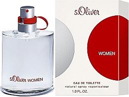 Parfumuri și produse cosmetice S. Oliver Women - Apă de toaletă