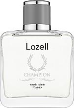 Parfumuri și produse cosmetice Lazell Champion - Apă de toaletă