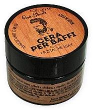 Parfumuri și produse cosmetice Ceară pentru mustață și barbă - Renee Blanche Mustache Wax
