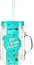 """Parfumuri și produse cosmetice Bombă de baie în borcan """"Ceai marocan și Mentă"""" - Bubble T Bath Fizzers In Reusable Jar Moroccan Mint Tea"""