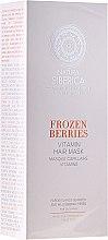 Parfumuri și produse cosmetice Mască de păr cu vitamine - Natura Siberica Copenhagen Frozen Berries Vitamin Hair Mask