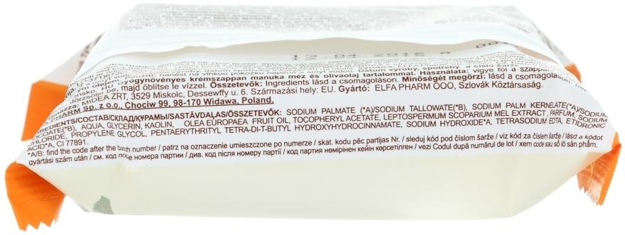 """Săpun """"Miere de manuka cu ulei de măsline"""" - Green Pharmacy — Imagine N2"""