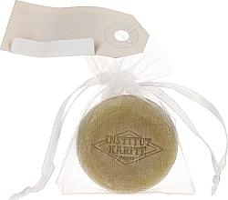 """Parfumuri și produse cosmetice Săpun """"Lămâie și Verbena"""" (în pungă) - Institut Karite Lemon Verbena Shea Macaron Soap"""