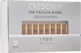 Parfumuri și produse cosmetice Loțiune pentru stimularea creșterii părului, pentru femei - Crescina Hair Follicular Islands Re-Growth
