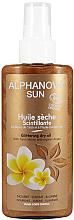 Parfumuri și produse cosmetice Ulei pentru bronz - Alphanova Sun Oil Dry Sparkling