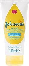 Parfumuri și produse cosmetice Cremă pentru copii - Johnson's Baby Top-To-Toe Cream
