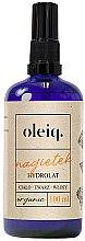 Parfumuri și produse cosmetice Hidrolat de Gălbenele pentru față, corp și păr - Oleiq Hydrolat Calendula