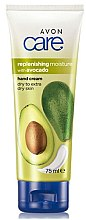 Parfumuri și produse cosmetice Cremă de mâini - Avon Care Replenishing Moisture With Avocado