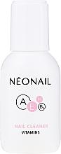 Parfumuri și produse cosmetice Degresant pentru unghii - NeoNail Professional Nail Cleaner Vitamins