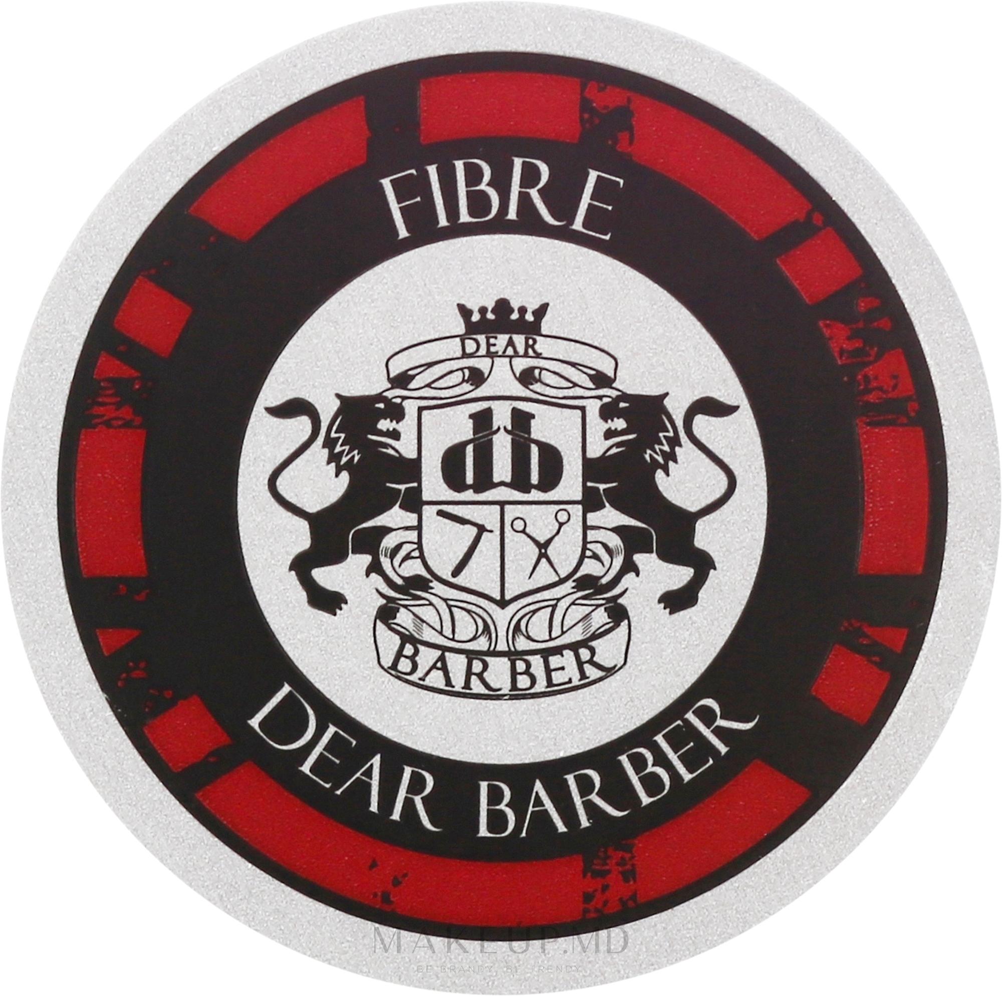 Pastă pentru styling - Dear Barber Fibre — Imagine 20 ml