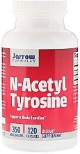 Parfumuri și produse cosmetice Suplimente nutritive - Jarrow Formulas N-Acetyl Tyrosine, 350 mg