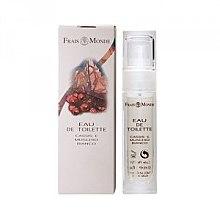 Parfumuri și produse cosmetice Frais Monde Cassis And White Musk - Apă de toaletă