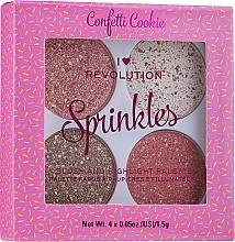 Parfumuri și produse cosmetice Fard de obraz - I Heart Revolution Sprinkles