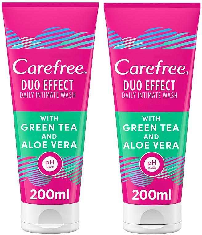 Set - Carefree Aloe Vera Intimate Gel (2xgel/200ml)