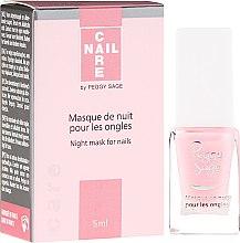 Parfumuri și produse cosmetice Mască de noapte pentru unghii - Peggy Sage Night Mask For Nails