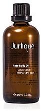 Parfumuri și produse cosmetice Ulei cu extract de trandafir pentru corp - Jurlique Rose Body Oil
