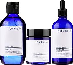 Parfumuri și produse cosmetice Set - Pyunkang Yul Skin Set (toner/200ml + serum/100ml + cr/100ml)