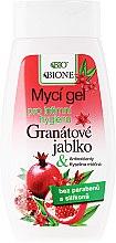 Parfumuri și produse cosmetice Gel pentru igiena intimă - Bione Cosmetics PomegranateI ntimate Wash Gel With Antioxidants