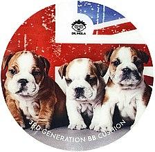 Parfumuri și produse cosmetice BB- cream - Dr. Mola 3rd Generation BB Cushion Dogs