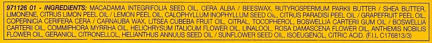Balsam nutritiv de corp - Decleor Aromessence Encens Nourishing Body Balm — Imagine N3