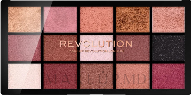 Paleta fard de ochi - Makeup Revolution Division Re-loaded Palette — Imagine Affection