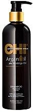 Parfumuri și produse cosmetice Şampon regenerant - CHI Argan Oil Plus Moringa Oil Shampoo