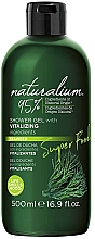 "Parfumuri și produse cosmetice Gel de duș ""Alge marine"" - Naturalium Shower Gel Vitalizing"