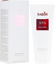 Parfumuri și produse cosmetice Peeling pentru corp - Babor Relaxing Peeling Gel-Creme