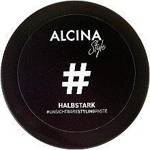 Parfumuri și produse cosmetice Pastă de păr pentru fixare - Alcina Style Halbstark