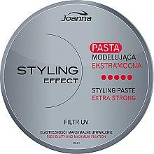 Parfumuri și produse cosmetice Pastă pentru păr - Joanna Styling Effect Styling Paste Extra Strong