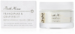 Parfumuri și produse cosmetice Bath House Frangipani & Grapefruit - Cremă de mâini