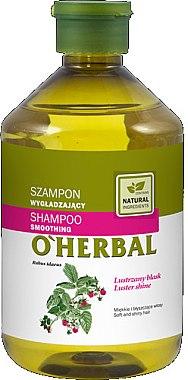 Șampon pentru strălucirea părului - O'Herbal Smoothing Shampoo