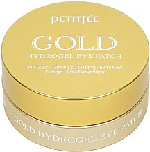 Духи, Парфюмерия, косметика Patch-uri sub ochi - Petitfee&Koelf Gold Hydrogel Eye Patch