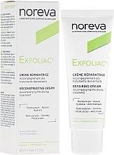 Parfumuri și produse cosmetice Cremă regenerantă pentru față - Noreva Laboratoires Exfoliac Cream Reparatrice