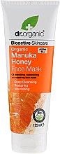 """Parfumuri și produse cosmetice Mască de față """"Miere de Manuka"""" - Dr. Organic Bioactive Skincare Organic Manuka Honey Face Mask"""