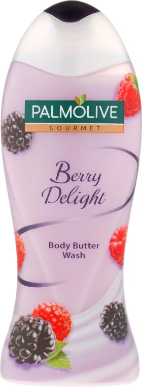 Gel de duș - Palmolive Gourmet Berry Delight Shower Gel