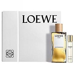 Parfumuri și produse cosmetice Loewe Aura White Magnolia - Set (edp/100ml + edp/15ml)