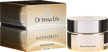 Mască de față - Dr Irena Eris Authority Beauty Flash Mask — Imagine N1