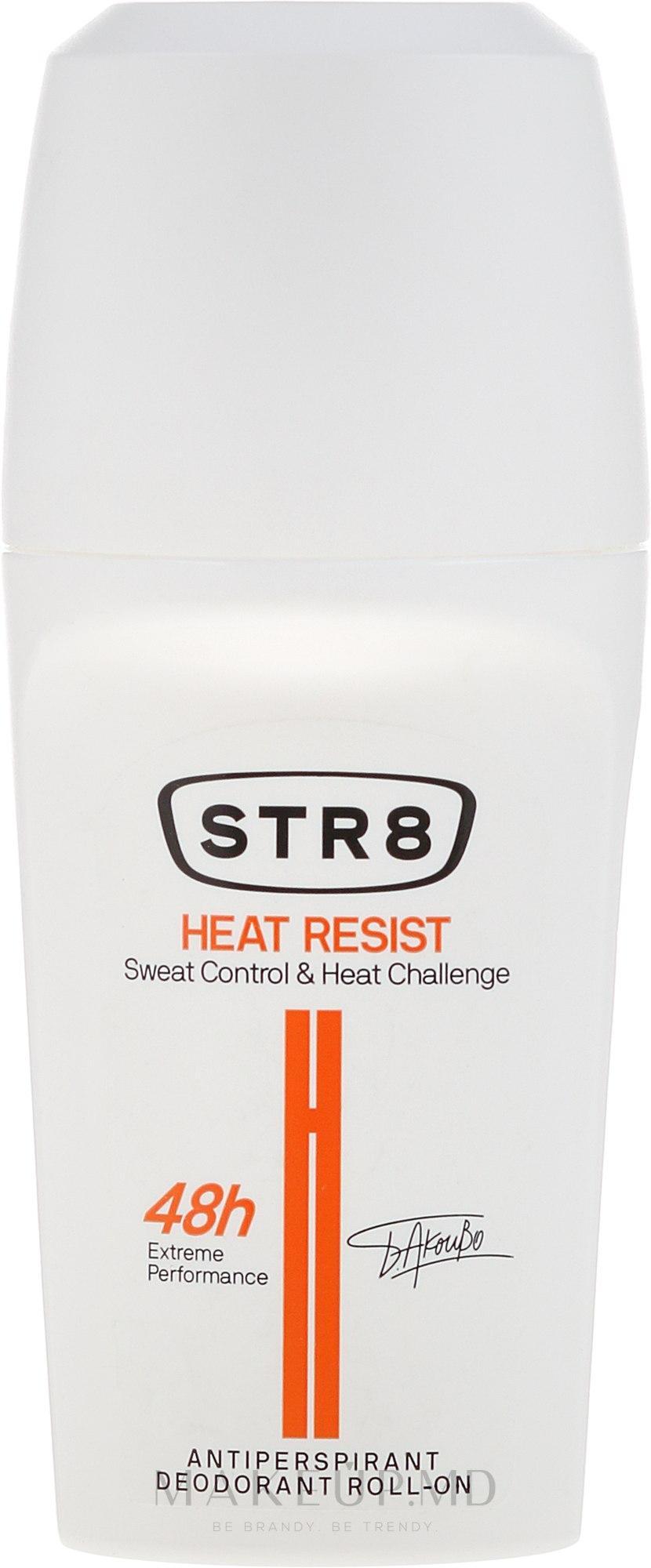 Deodorant roll-on - STR8 Heat Resist Antiperspirant Deodorant Roll-on — Imagine 50 ml