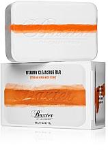 Parfumuri și produse cosmetice Săpun - Baxter of California Vitamin Cleansing Bar Citrus & Herbal Musk