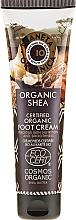 Parfumuri și produse cosmetice Cremă nutritivă pentru picioare - Planeta Organica Organic Shea Foot Cream