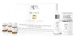 Parfumuri și produse cosmetice Exfoliant multifuncțional cu vitamina C, acizi și retinol - APIS Professional Re-Vit C