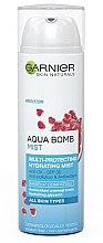 Parfumuri și produse cosmetice Spray hidratant pentru față - Garnier Aqua Bomb Mist