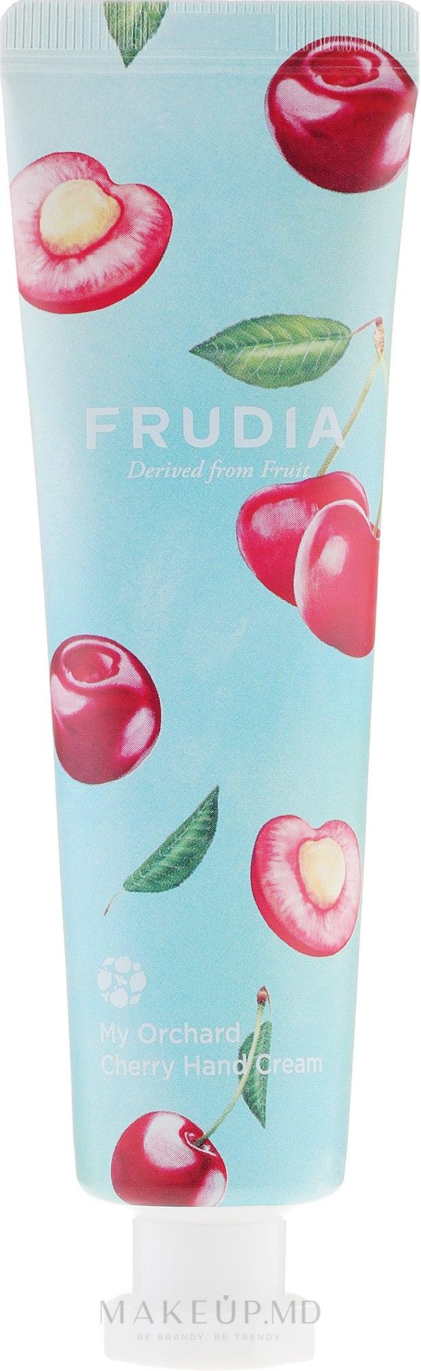 Cremă nutritivă pentru mâini - Frudia My Orchard Cherry Hand Cream — Imagine 30 ml
